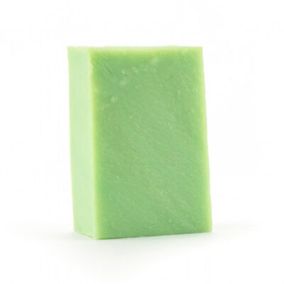Seife Aloe-Vera handgeschöpft
